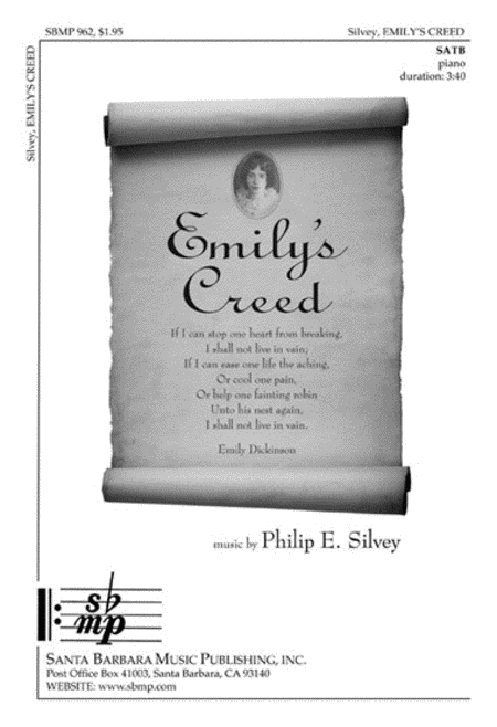 Emily's Creed