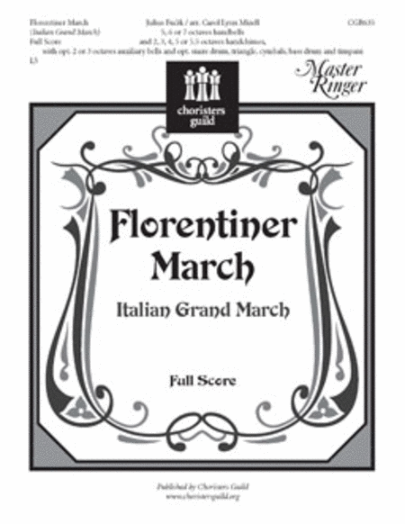 Florentiner March - Full Score and Parts