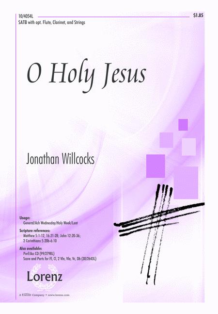 O Holy Jesus