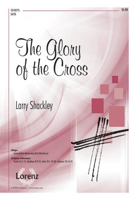 The Glory of the Cross