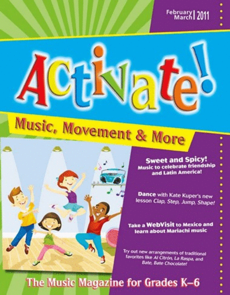 Activate! Feb/Mar 11
