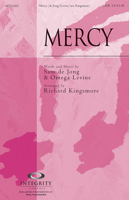 Mercy - Accompaniment CD