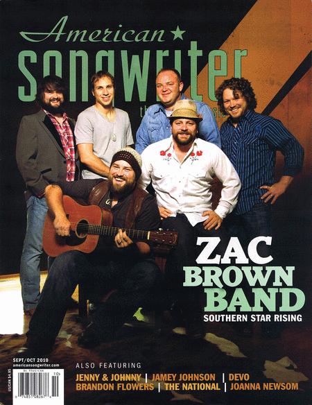 American Songwriter Magazine - September/October 2010