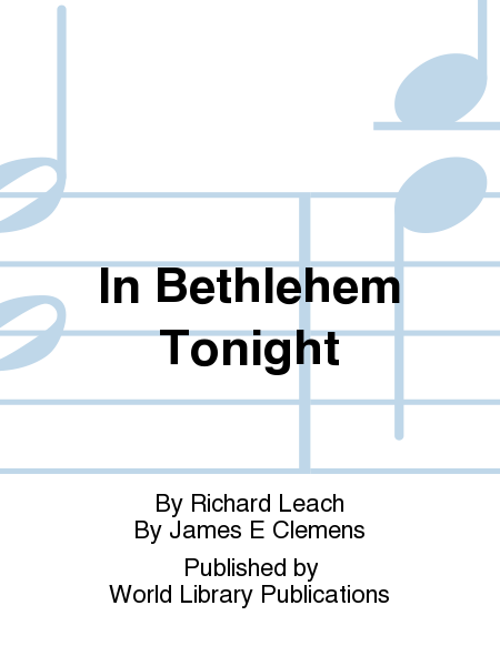 In Bethlehem Tonight