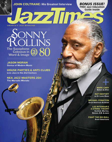 Jazz Times Magazine October 2010 Issue