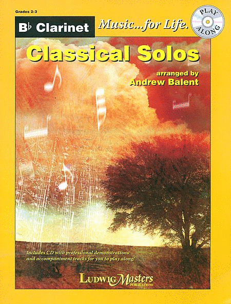Classical Solos (Bb clarinet)