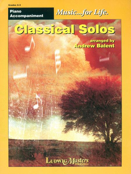Classical Solos (piano accompaniment)