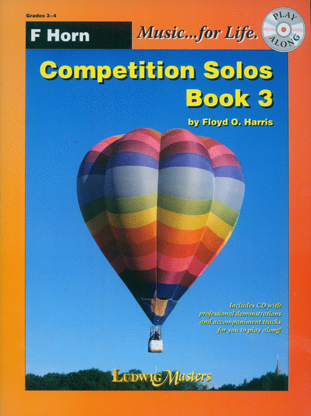 Competition Solos, Book 3 (horn)