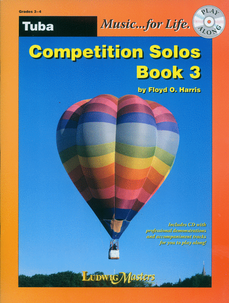 Competition Solos, Book 3 (tuba)