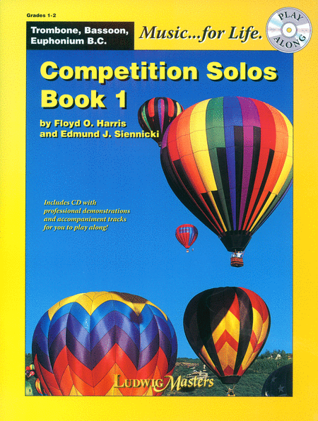 Competition Solos, Book 3 (mallet percussion)