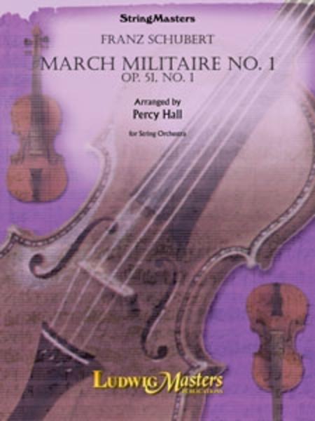 Marche Militaire No. 1