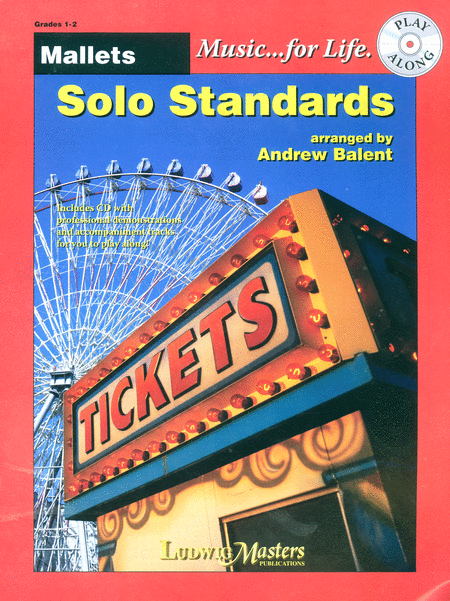 Solo Standards (mallet percussion)