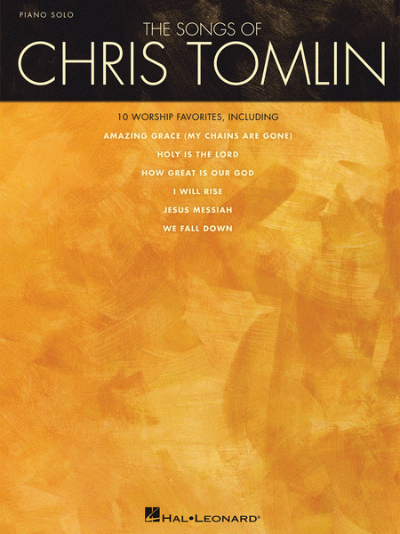 The Songs of Chris Tomlin