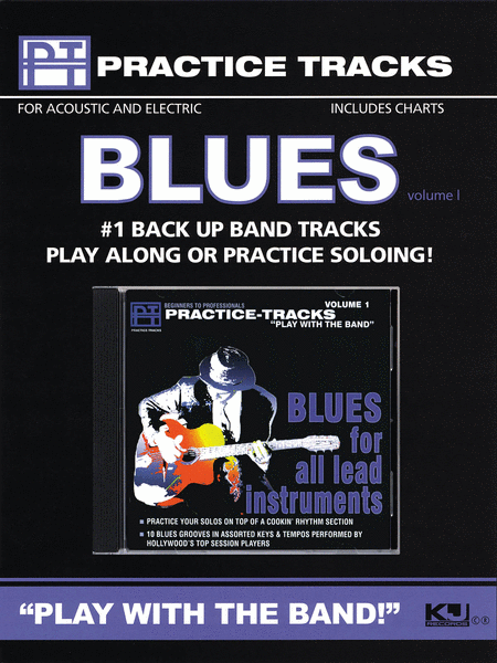 Blues for All Lead Instruments - Volume 1