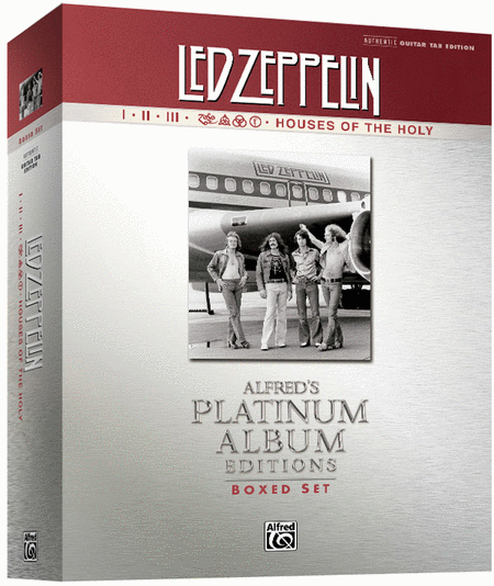 Led Zeppelin I-V (Boxed Set) - Platinum Album Edition