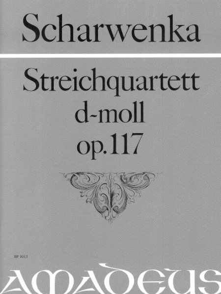 String Quartet D minor Op. 117