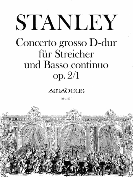 Concerto grosso D major op. 2/1
