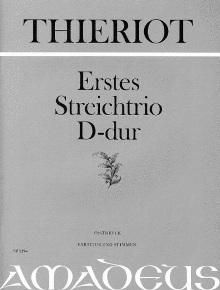 1. Trio in D
