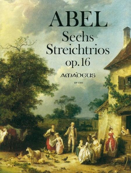 6 String Trios op. 16