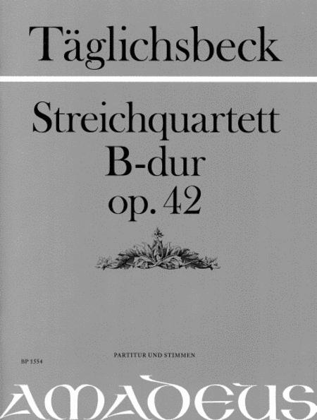 Quartet in D Major op. 42