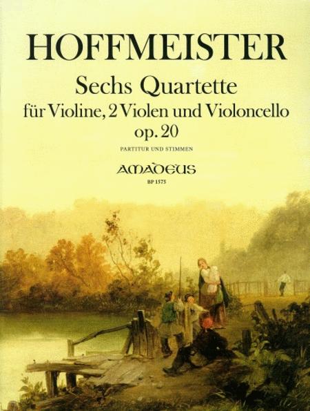 Six Quartets op. 20