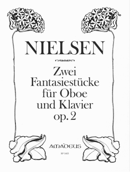 Two Fantasy Pieces for Oboe and Piano Op. 2 Op. 2