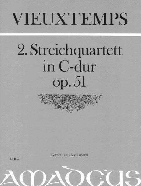 2. Streichquartett op. 51