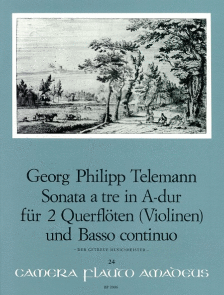 55th Trio sonata A major