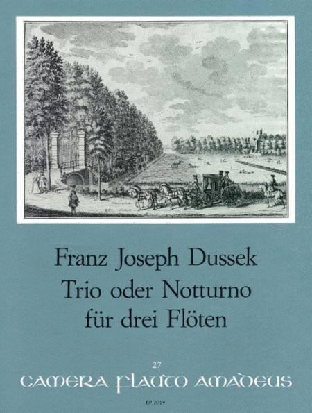 Trio or Notturno