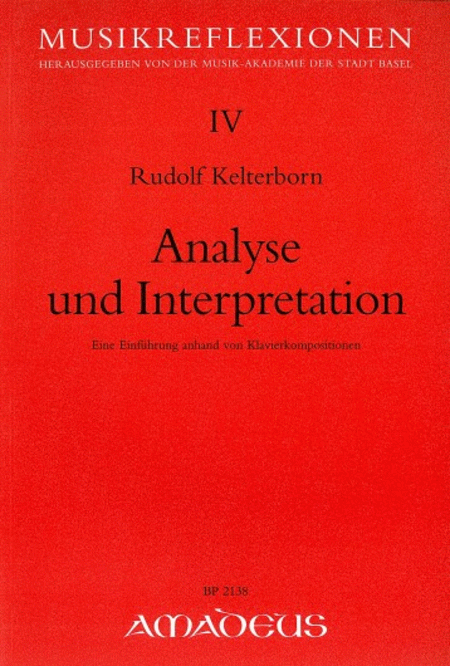 Analyse & Interpretation