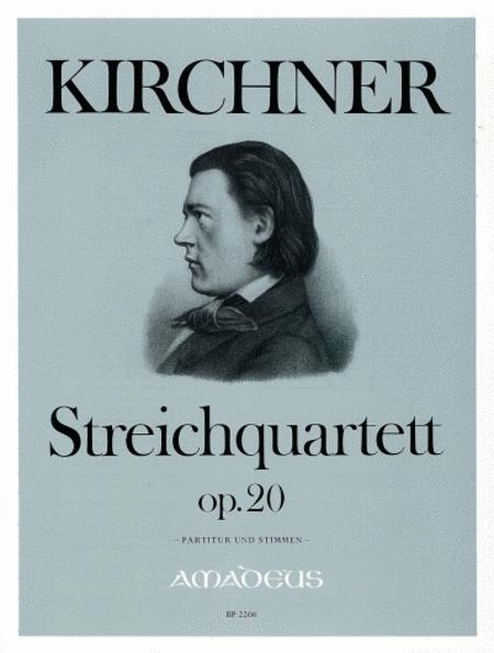 String Quartet op. 20