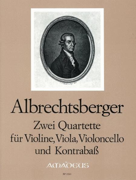 2 String Quartets op. 20/5+6