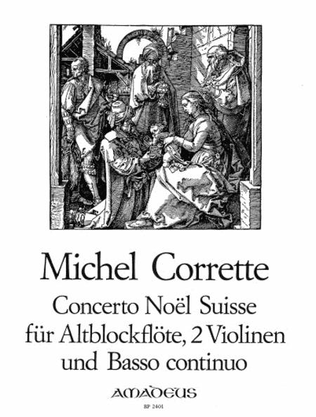 Concerto Noel Suisse