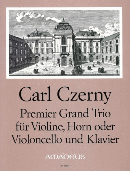 Premier Grand Trio op. 105