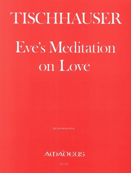 Eve's Meditation in Love