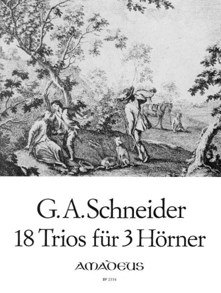 18 Trios op. 56