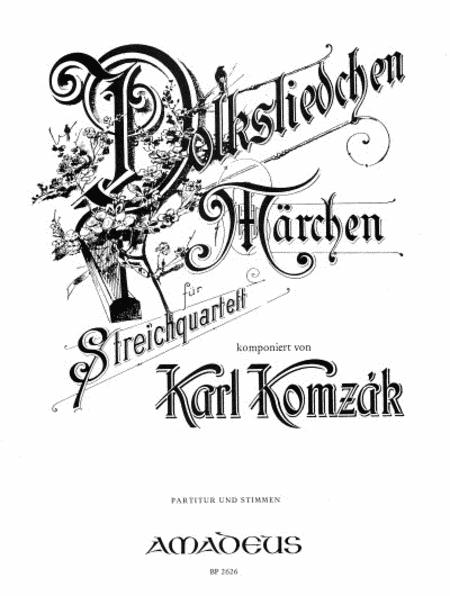 Volksliedchen & Marchen op. 135