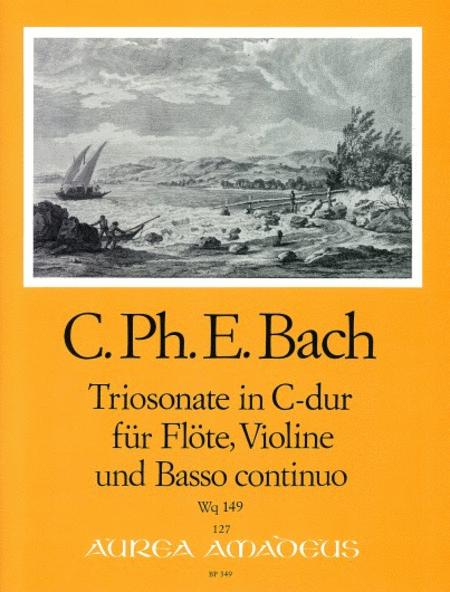 Trio Sonata C major Wq 149