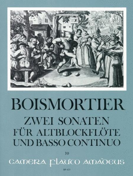 2 Sonatas op. 27