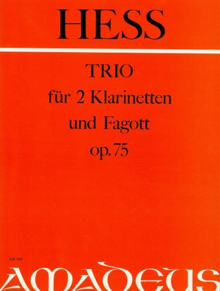 Trio op. 75