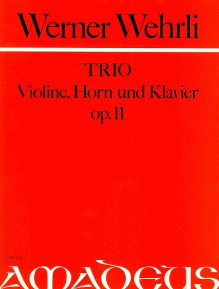 Trio op. 11