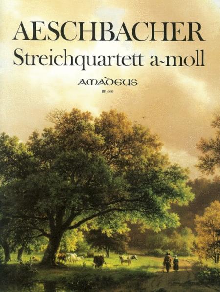 Quartet A minor op. 32