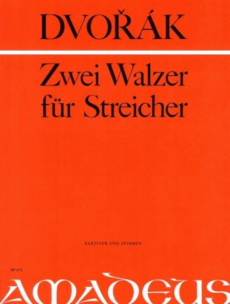 2 Waltzes op. 54/1&4
