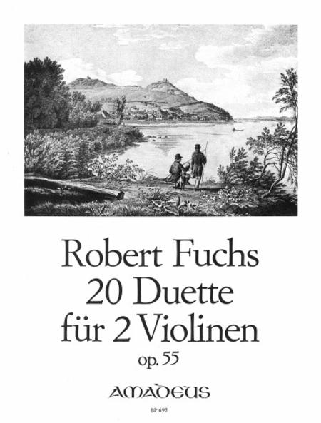 20 Duets op. 55