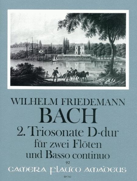 Triosonate No. 2 D major