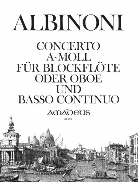 Concerto A minor