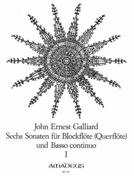 6 Sonatas Band 1