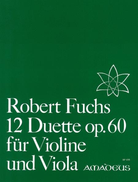 12 Duets op. 60