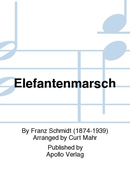 Elefantenmarsch