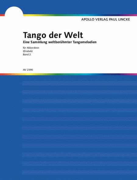 Tango der Welt Band 2